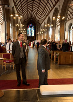 Wedding at St Andrew's Church, Plymouth