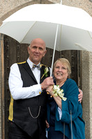Paul and Marion at Tavistock Town Hall