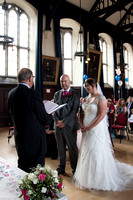 Wedding at Tavistock Town Hall, Devon