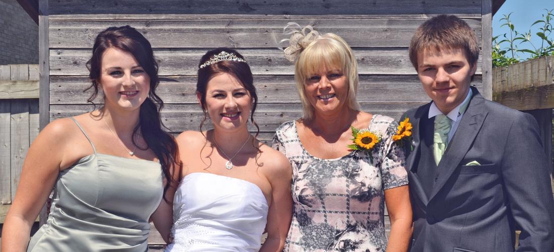 Village Urban Resort Wedding, Swansea, Wales